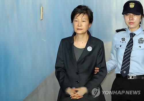 법원, 박근혜 '국정농단' 항소심에 국선변호인 3명 선정