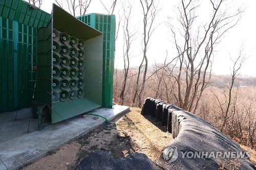 남북 '체제대결' 수단 확성기, 내달 장성급회담서 철거 논의할듯