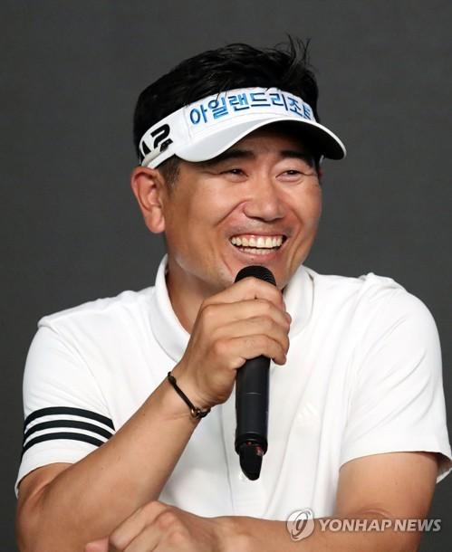 '나이가 별거냐'던 46세 양용은, 일본서 12년만에 우승 '부활샷'