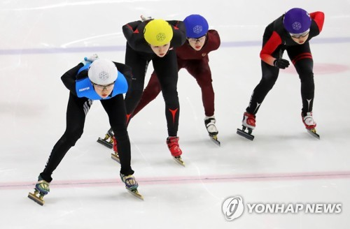 심석희·임효준, 쇼트트랙 대표 선발전 1위로 태극마크 유지