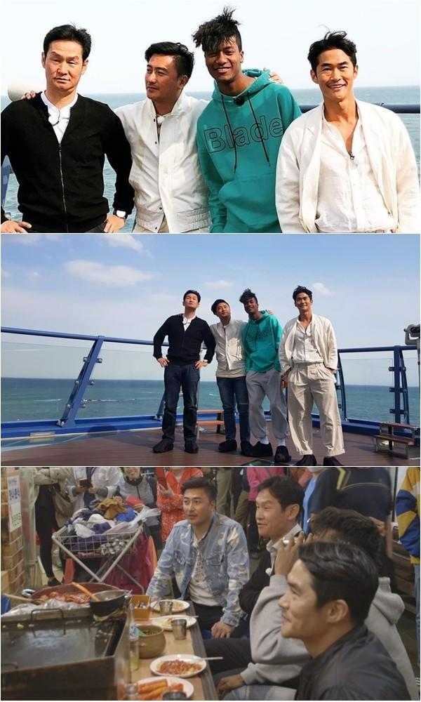 사진=KBS 2TV '1%의 우정' 제공