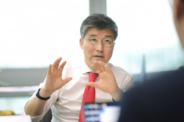"""손기영 엔지켐생명과학 대표 """"신약, 성공할 수밖에 없게 만든다"""""""