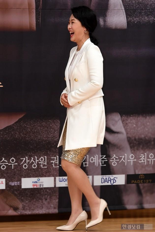 [포토] 김재화, '호탕하게 웃으며 입장'