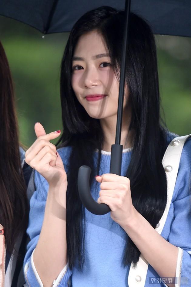 [포토] 드림캐쳐 지유, '눈부신 청순 미모~'