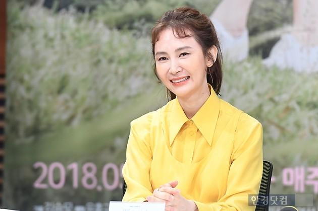 """[HK영상] '3년 만에 안방 복귀' 채시라, """"새로운 모습을 보여줄 수 있을것 같다"""""""