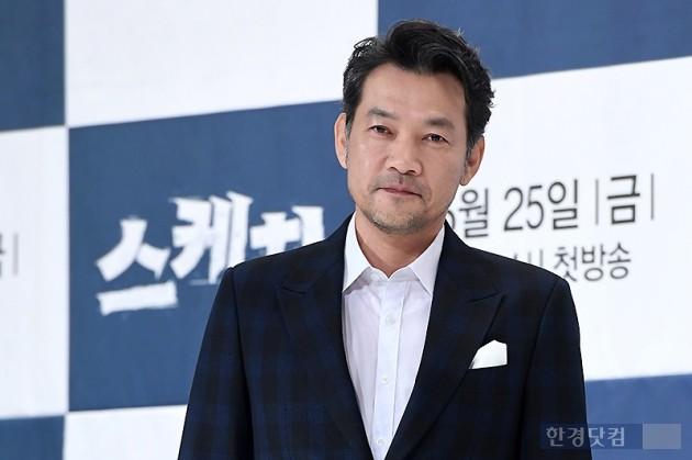 [포토] 정진영, '부드러운 카리스마~'