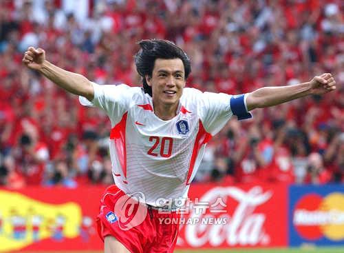 신태용호 '캡틴'에 기성용…한국축구 월드컵 주장 계보는?