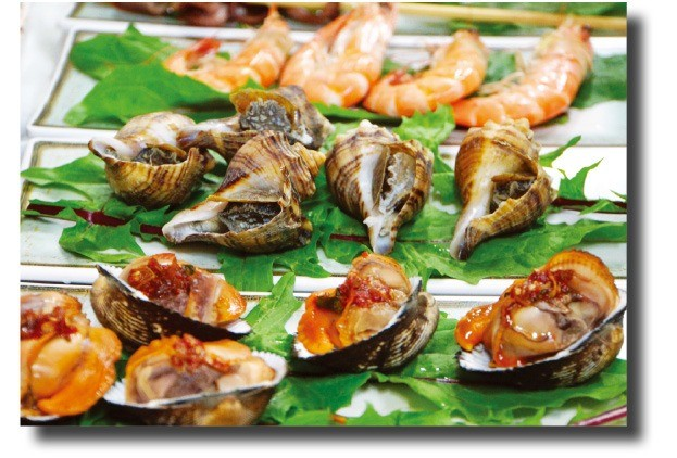 안도 해산물은 여수에서 최고의 맛을 자랑한다