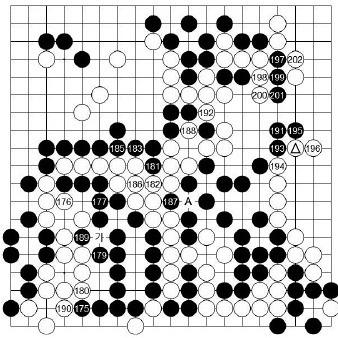 [제22기 하림배 여자국수전] 판을 정리하는 白