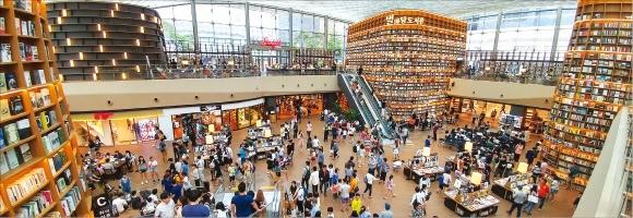 '별마당 도서관'이 살린 코엑스몰