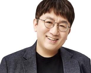 방시혁 대표는 누구?… 가수 박진영에게 발탁·'히트곡 제조기'로 명성