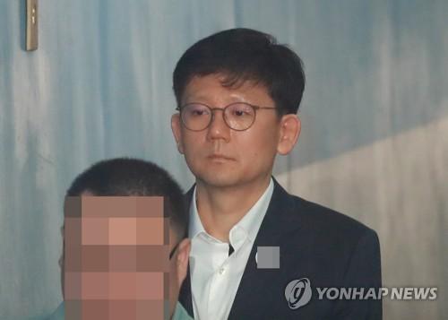 """'댓글수사 방해' 남재준 1심 징역 3년6개월… """"법치주의 훼손"""""""