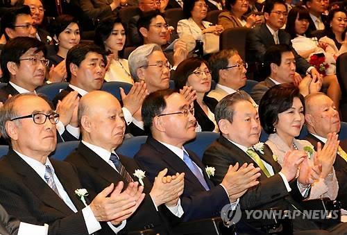내주 호암상 시상식… 이재용 부회장 2년만에 참석 '주목'