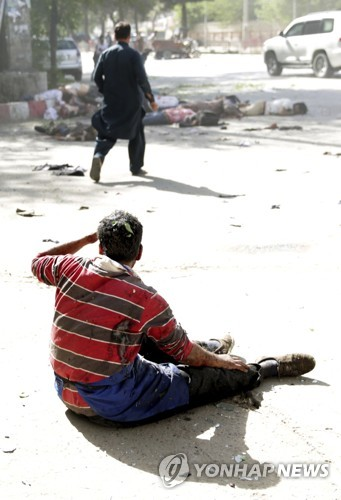 아프간 곳곳 테러…하루 새 언론인 등 41명 사망