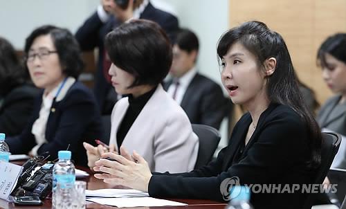 """서지현 """"조사단, 애초 수사의지 없어… 개인적 한풀이 아니야"""""""