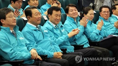 바른미래 '사두마차' 풀가동…수도권·영호남 '쌍끌이'