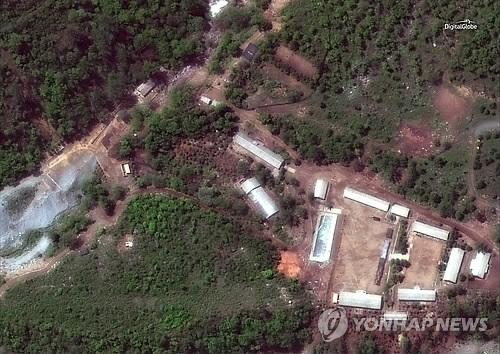 北 핵실험장 폐기, '난기류' 북미회담에 동력될 걸로 기대