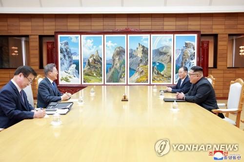 [남북정상회담] 합의내용 발표 하루연기는 김정은 뜻… '대내홍보 목적'