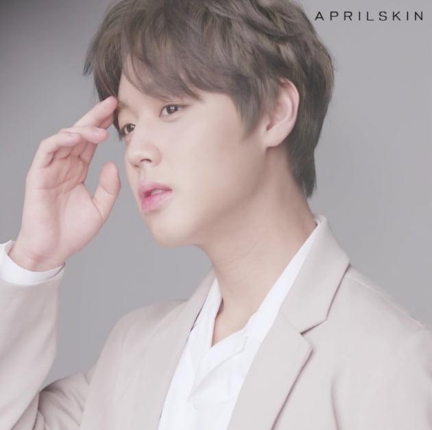 워너원 박지훈 생일 맞아 공개된 광고 메이킹 영상