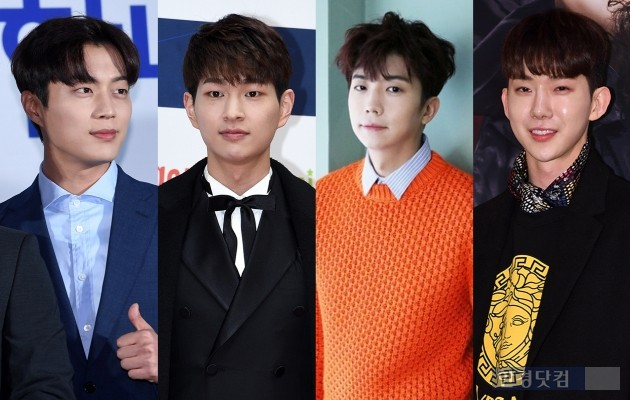 병역법 개정에 '비상'…윤두준 이어 샤이니 온유·2PM 우영·2AM 조권도