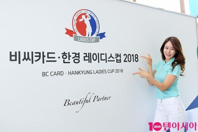 피트니스 모델 겸 요가 강사 정예진 / 사진=이승현 한경텐아시아 기자