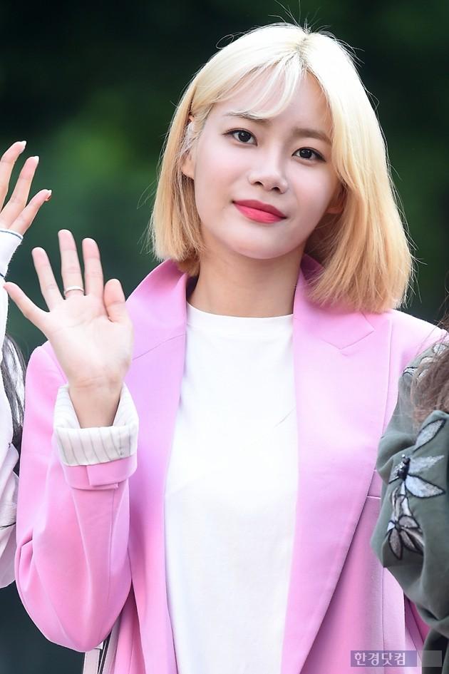 [포토] AOA 유나, '점점 더 예뻐지는 미모~'