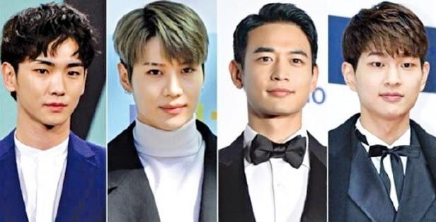 글로벌 K팝 스타 샤이니, 한국 마이스 명예 홍보대사 활동