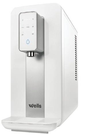 물탱크뿐만 아니라 냉각탱크까지 없애… 정수기에 고여 있는 물 최소화