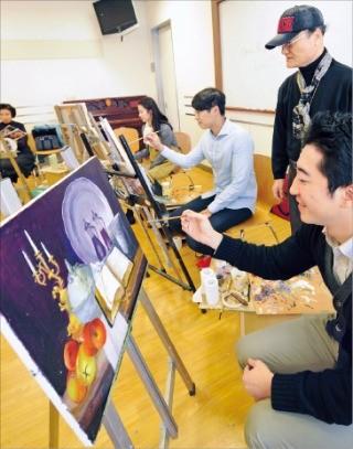 신세계백화점 그림 그리기 강좌
