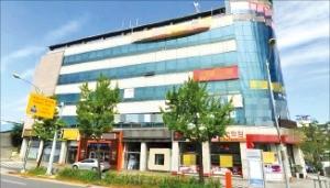 경기 일산신도시 대형 건물.