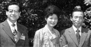 1979 박정희·박근혜 부녀와 함께