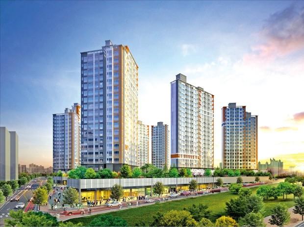 동탄역 동원로얄듀크 1차, 개방감 높인 설계… 알파룸 등 수납공간 多
