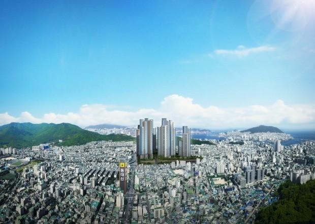 동원개발, 부산 '동대신역 비스타동원' 이달 분양