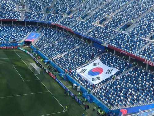 [월드컵] 차두리 코치, 스웨덴전 전력 분석 헤드셋 담당