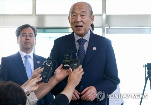 남북적십자회담 오전 10시 금강산서 시작… 8·15이산상봉 논의