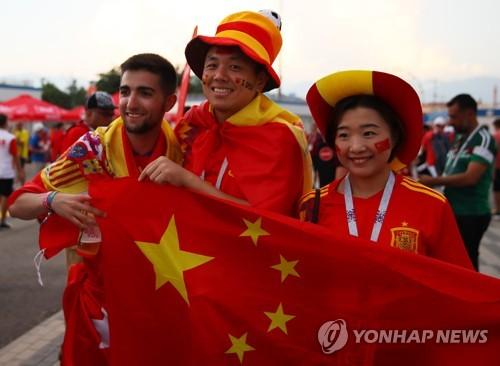 """[월드컵] 중국 온라인여행사 """"입장권 구매자 57%가 여성"""""""