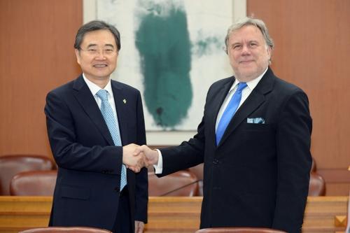 韓-그리스 경제공동위 서울서 개최… 경제협력 강화방안 논의