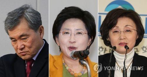 바른미래·평화, '비례 3인' 거취 두고 거친 설전