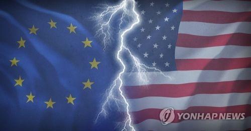 """EU """"美 철강 관세 부과에 맞서 7월부터 미국제품에 보복관세"""""""