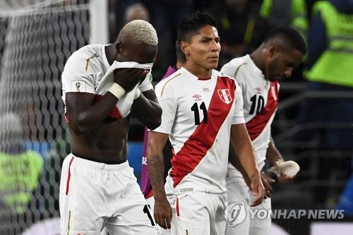 [월드컵] 전세계가 놀란 페루 팬들의 열정, 승리만 없었다