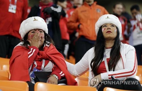 [월드컵] '페루의 눈물' 36년을 기다린 월드컵, 슈팅 28개에 무득점