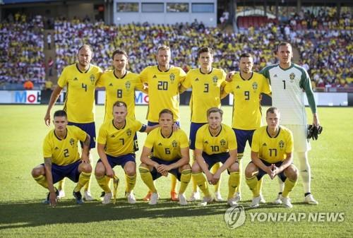 [월드컵] 스웨덴의 포백 수비진 '막강 방패' 약점 없나?
