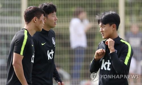 [월드컵개막] ② 16강 특명 태극전사, 최강 멤버로 '통쾌한 반란'