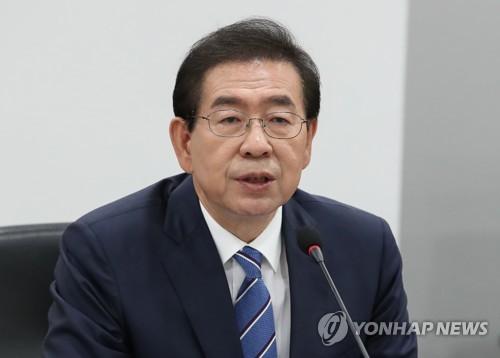 """박원순 """"6·13선거, 철지난 색깔론에 종언 고해… 이념정치 심판"""""""
