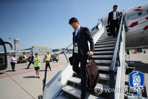 [월드컵] '조별리그 탈락' 신태용호, 29일 오후 귀국