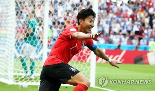 [월드컵] 손흥민, 아시안게임에도 뛸까… 차출 요청키로