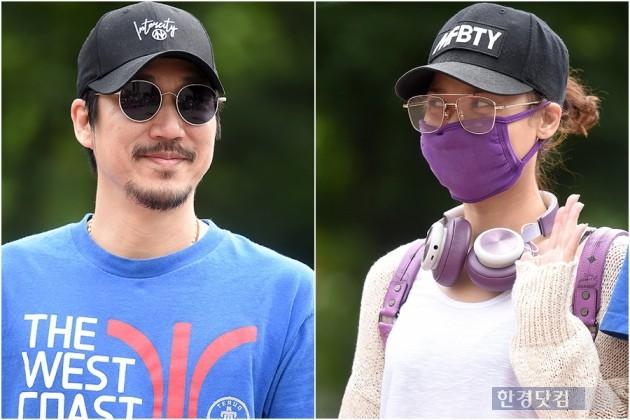 [HK영상] '컴백' 윤미래, 타이거JK 형이 왜 거기서 나와~ '사랑꾼 등장'
