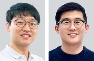 최현철 이놈들연구소 대표(왼쪽), 정주호 비플렉스 대표.