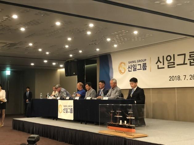돈스코이호 '보물선'이라더니 '역사적 사료' 말 바꾼 신일그룹…회장 도망 '촌극'