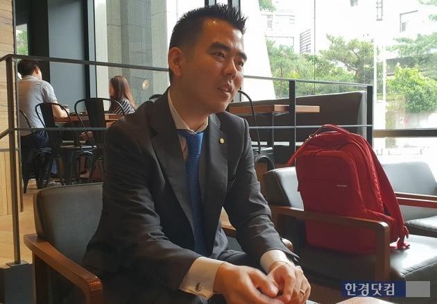 이상우 유진투자증권 연구위원. 민경진 기자